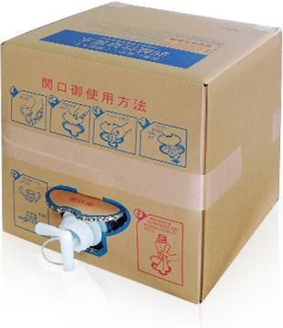 弱酸性除菌水(弱酸性次亜塩素酸水溶液)の商品画像